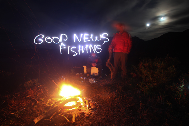WEIRD GOODNEWS FISHING ALASKA